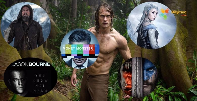 2016 Yılının En İyi 10 Filmini Mutlaka İzlemelisiniz