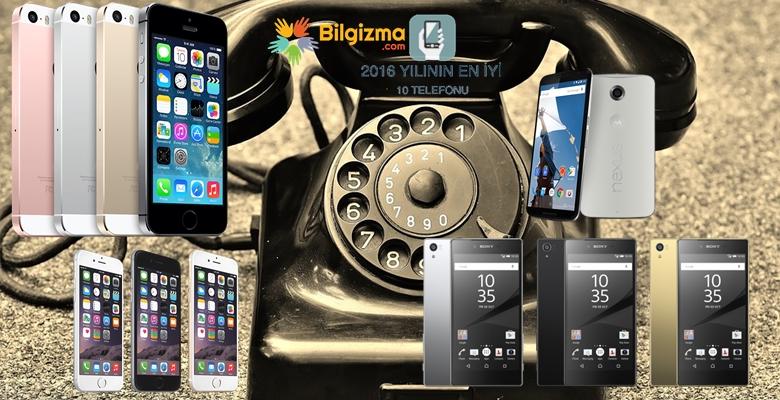 2016 Yılının En İyi 10 Telefonu