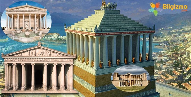 Artemis Tapınağı Nerede? Mimarisi ve Tarihçesi