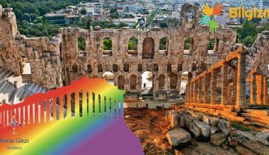 Atina'ya Nasıl Gidilir? Nerede Kalınır? Neler Yenir?