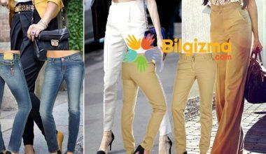 Boyu Uzun Göstermek İçin Pantolon Seçimi Nasıl Olmalı?