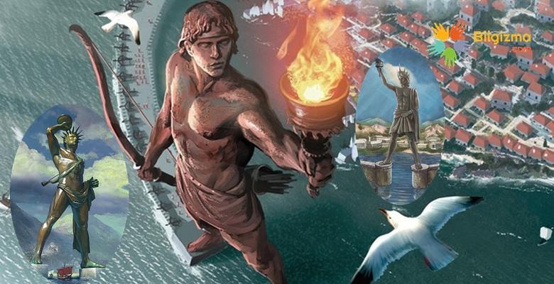 Rodos Heykeli Nerededir? Mimarisi ve Tarihçesi
