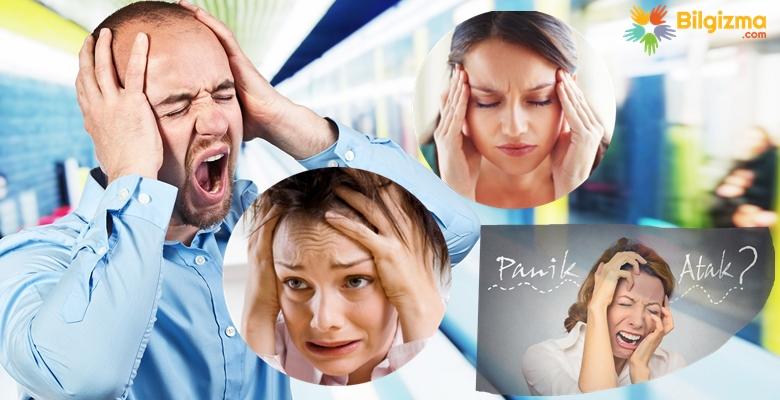 Panik Atak Nedir? Nedenleri, Belirtileri, Teşhisi ve Tedavisi