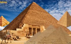 Keops Piramidi Nerededir? Mimarisi ve Tarihçesi