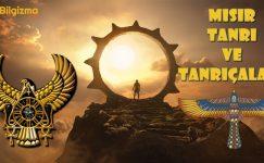 Mısır Tanrıları/Tanrıçalarının İsimleri ve Özellikleri