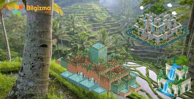 Babil'in Asma Bahçeleri Hakkında Bilgi; Nerededir? Mimarisi ve Tarihçesi