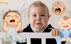 Sürekli Ağlayan Bebek Nasıl Susturulur?