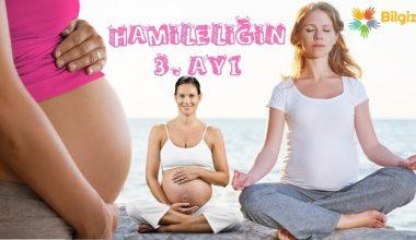 Hamileliğin 3. Ayı Nasıl Geçer?