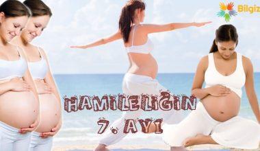 Hamileliğin 7. Ayı Nasıl Geçer?