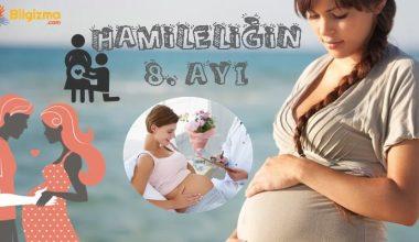 Hamileliğin 8. Ayı Nasıl Geçer?