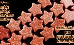 Altın Renkli Yıldıztaşı Nedir? Özellikleri Ve Faydaları