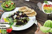 Vejetaryenler Nasıl Beslenmeli?